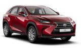 Lexus NX 2014-2017 год