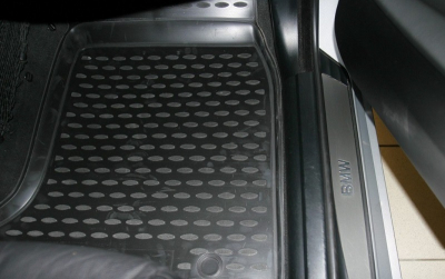 Коврики  в салон BMW 5 E60 2003-2010 года
