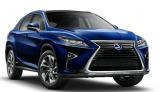 Lexus RX 2015-2017 год