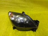 Фара правая Mazda Demio Рестаил 2005-2007 г. Черный фон P5062 (склад№522)