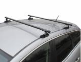 Багажник на крышу в штатные места (Крепления С15 + пряугольные перекладины 1,2м.)